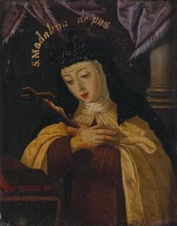 Mary Magdalene de Pazzi 16th- and 17th-century Italian Carmelite mystic and saint