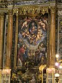 Santa maria in valicella, pala di rubens 02.JPG