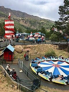 Santas Workshop (Colorado amusement park) American amusement park