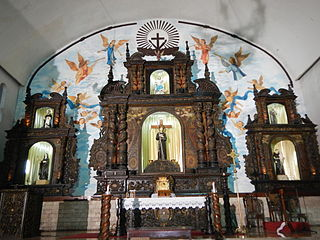Santuario de San Pedro Bautista Church in Quezon City, Philippines
