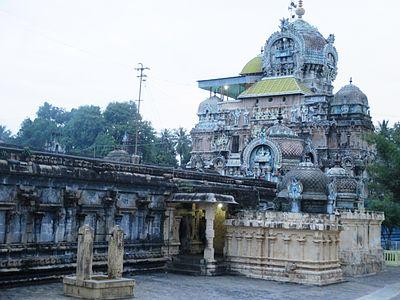 Sattainathar Temple, Sirkazhi - Wikiwand