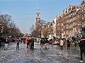 Schaatsen op de Prinsengracht in Amsterdam foto 4.jpg