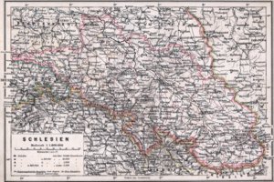 Imperial German Silesia 1905