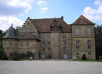 Ebern - Image: Schloss Eyrichshof