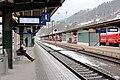 Schwarzach im Pongau - Bahnhof - 2018 03 12 - Bahnsteig 2.jpg
