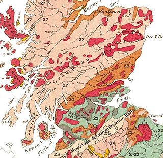 Geology of Scotland