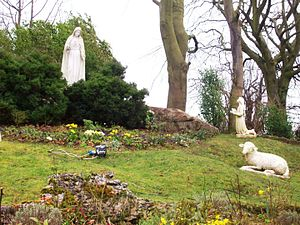 Carfin Grotto - Shrine of Our Lady of Fatima