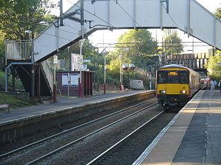 Scotstounhill railway station