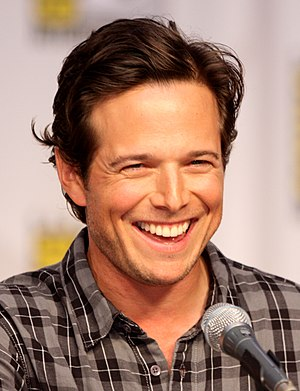 Scott Wolf - Wolf at the San Diego Comic-Con International, July 24, 2010