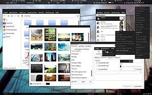 Openbox-Fenstermanager