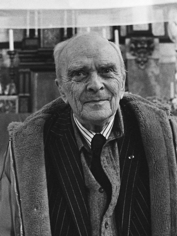 Seán MacBride 1984