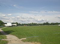 Seaclose Park before the Isle of Wight Festival.JPG
