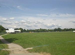 Seaclose Park - Image: Seaclose Park before the Isle of Wight Festival
