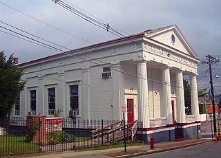 Second Baptist Church (Poughkeepsie, New York)