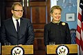 Secretary Clinton and Estonian Foreign Minister Umas Paet Host a Joint Press Conference (5374342014).jpg