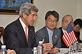 Secretary Kerry addresses ASEAN trilateral meeting.jpg