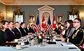 Secretary Pompeo and Secretary Mattis Co-Host the U.S.- Canada 2+2 Ministerial in Washington (45402936825).jpg