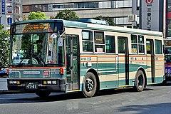 西武バス 車両