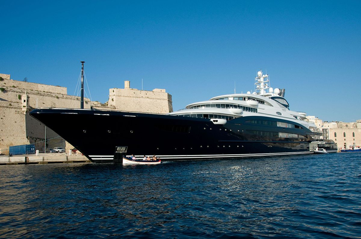 Serene Yacht Wikipedia