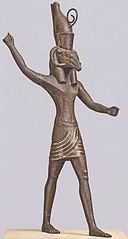 Seth in bronzo (AEIN 614)