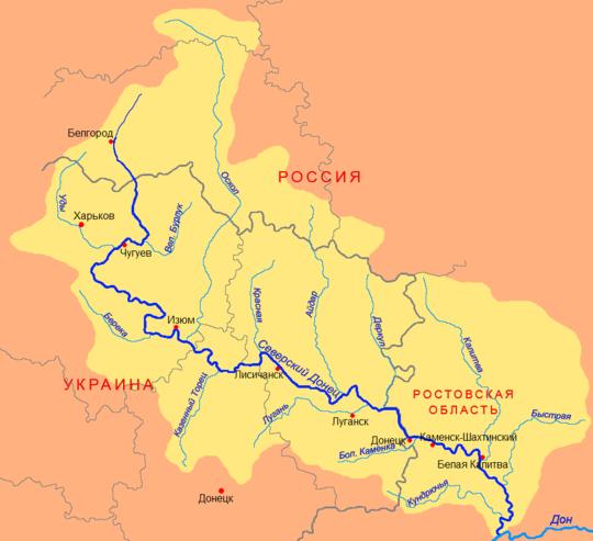 """Затопление """"ядерной"""" шахты на оккупированной части Донбасса может стать вторым Чернобылем - Семерак - Цензор.НЕТ 4345"""