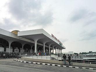 Shahjalal International Airport - International Terminal