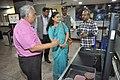 Shefali Shah Along With NCSM Dignitaries Visiting NDL - NCSM HQ - Kolkata 2017-12-14 6398.JPG