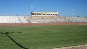 Hardin–Simmons University - Image: Shelton Stadium, HSU, Abilene, TX IMG 6357