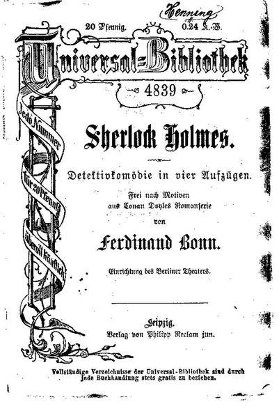 File Sherlock Holmes Ferdinand Bonn Pdf Wikimedia Commons