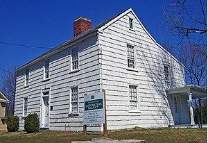Warwick Village Historic District - The Shingle House