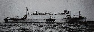 Japanese amphibious assault ship Shinshū Maru - Image: Shinshu Maru
