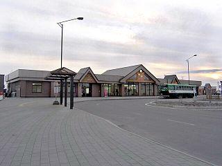 Shizunai Station Railway station in Shinhidaka, Hokkaido, Japan