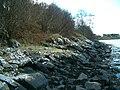 Shore of Loch Sween, looking towards Rubh an Tacair - geograph.org.uk - 127677.jpg