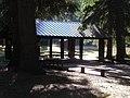 Shoshone Park Kitchen Area in the Coeur d'Alene River Area (38980648040).jpg