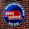 Sidney Eastbound Rest Area, Nebraska 8286702888 o.jpg