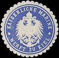 Siegelmarke K. Marine Werft zu Kiel W0363121.jpg