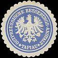 Siegelmarke Ostpreussische Besserungs-Anstalt Tapiau W0334812.jpg