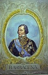Retrato de Felisberto Caldeira Brandt (Marquês de Barbacena)