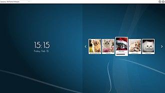 Simple Desktop Display Manager - Image: Simple desktop display manager