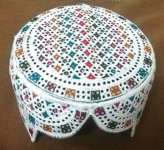 Sindhi Cultural Day - Sindhi Cap-Topview brighten