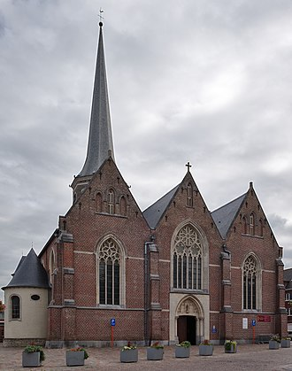 Tielt - Sint-Pieterskerk