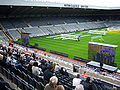 Sir Bobby Robson thanksgiving service broadcast to St James Park image 1.jpg