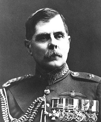 Chief of the Air Staff (United Kingdom) - Image: Sir Hugh Trenchard (cropped)