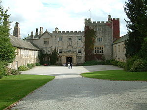 Thomas Strickland (cavalier) - Sizergh Castle, the Strickland family home