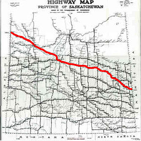 Saskatchewan Highway 16 - Wikipedia
