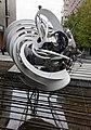 Skulptur Marlene-Dietrich-Platz (Tierg) Prinz Friedrich Arthur von Homburg Frank Stella 1999.jpg