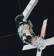 Skylab 3 flyaround