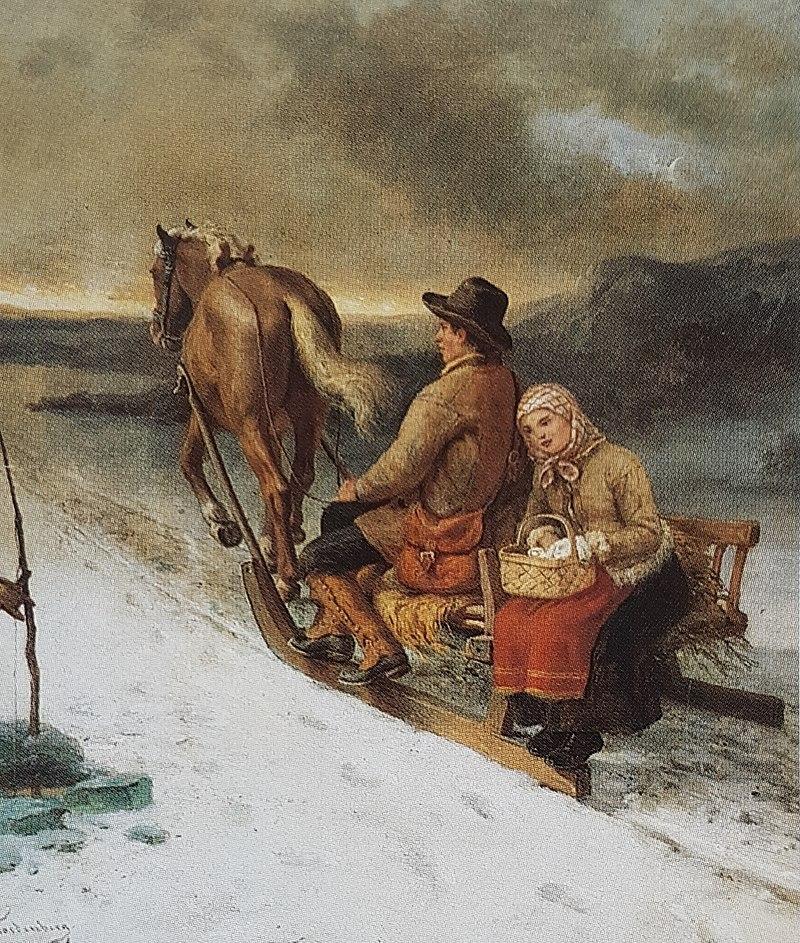 Slädfärd på isen x Bengt Nordenberg.jpg
