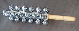 Jingle bell - Jingle bells as a musical instrument
