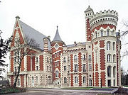 Slottet vid Lycée International de St-Germain-en-Laye